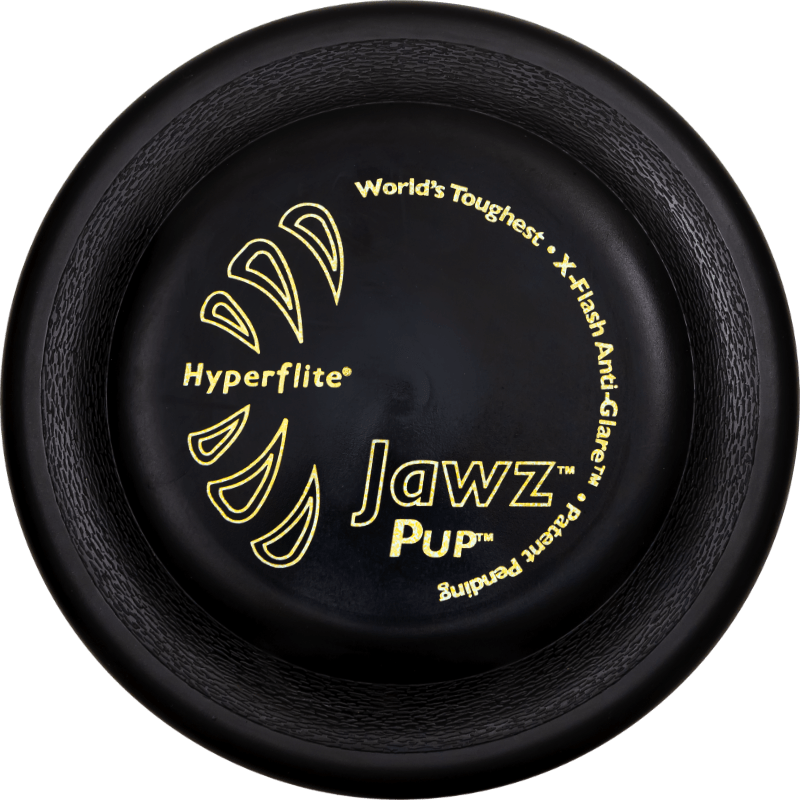Black Jawz Disc (Top View)