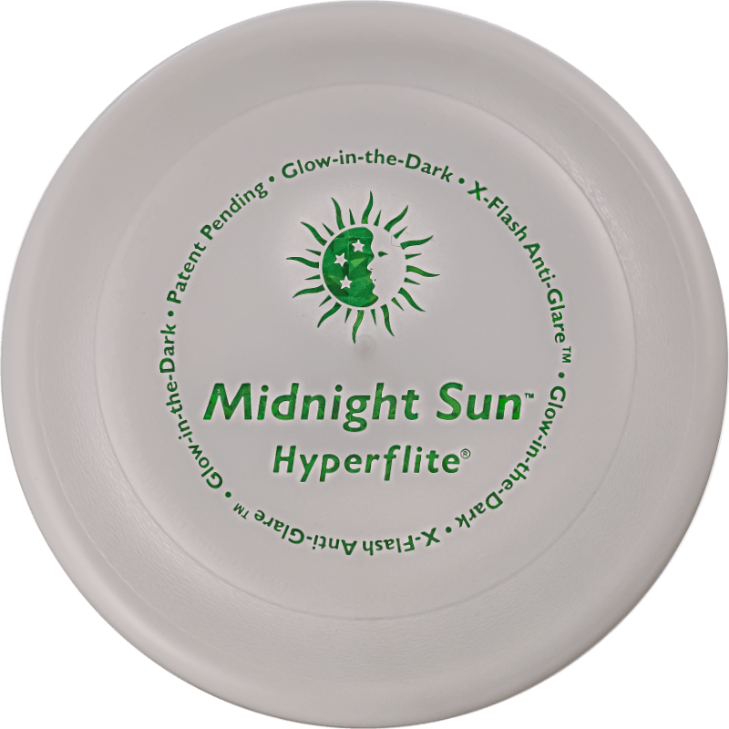 Midnight Sun Disc (Top View)
