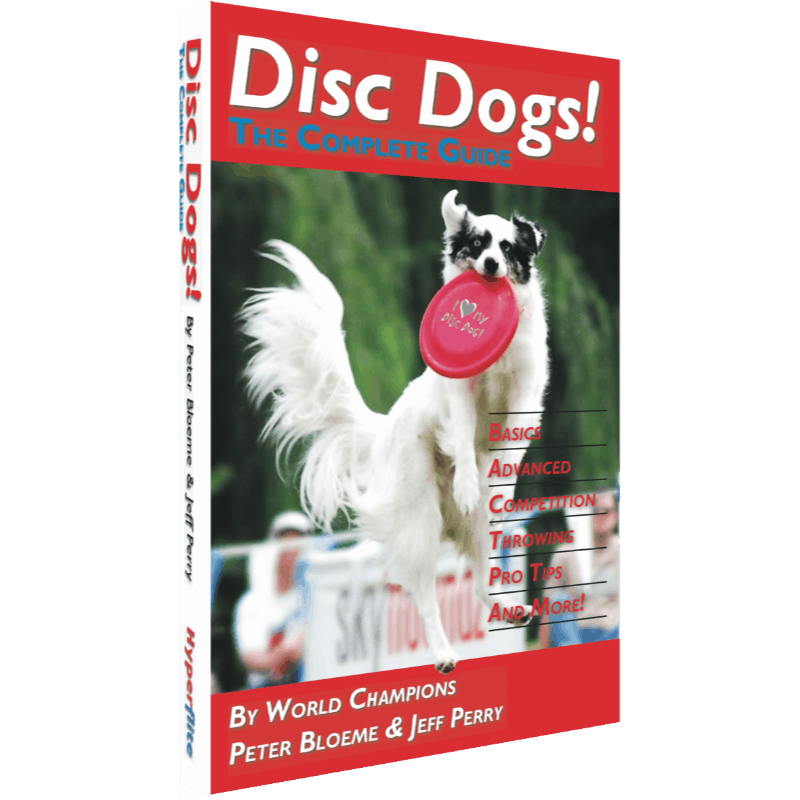 Disc Dogs! The Complete Guide (Cover)